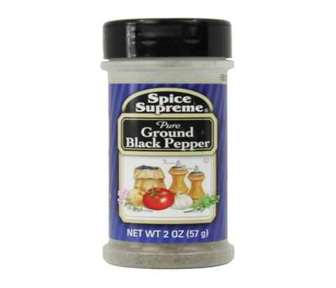 Spice Supreme Black Pepper