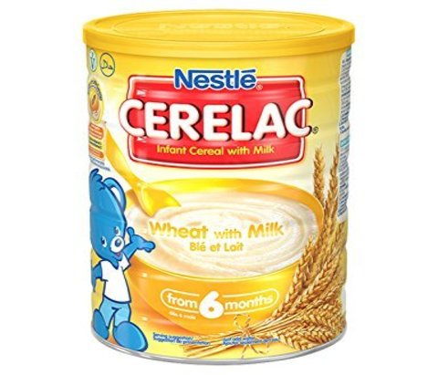 Cerelac Wheat with Milk
