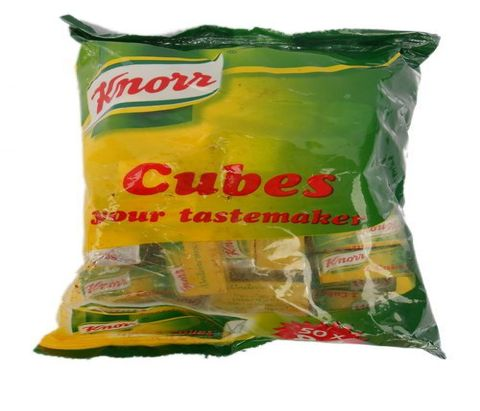 Knorr Beef Cubes - (8g*50)