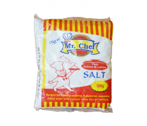 Mr Chef Salt (Iodized) 500g