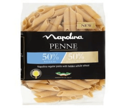 Napolina 50/50 Penne 500g
