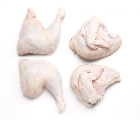 Chicken (Quarter-cut)