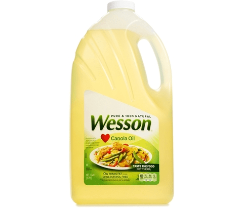 Wesson Canola Oil 4.7L