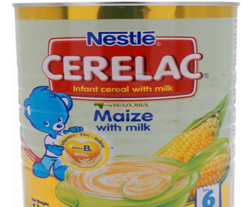 Cerelac Maize with Milk
