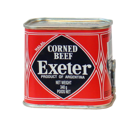 Exeter corned beef - 340g