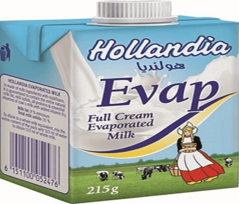 Hollandia Full Cream Evap