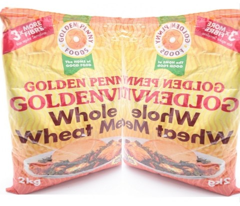 Golden Penny Whole Wheat 2kg