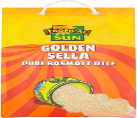 Tropical Sun Golden Sella Basmati Rice