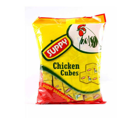 Suppy Chicken Cubes