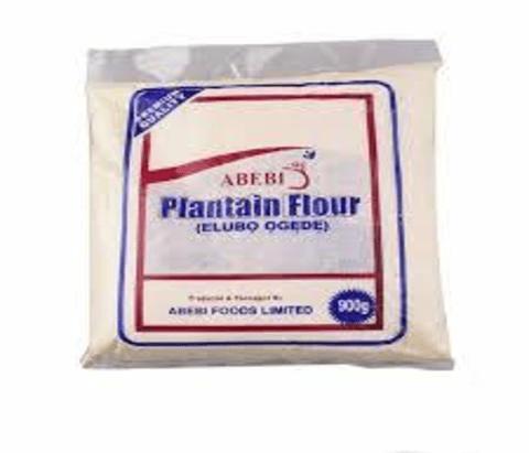 Abebi Plantain Flour 900g