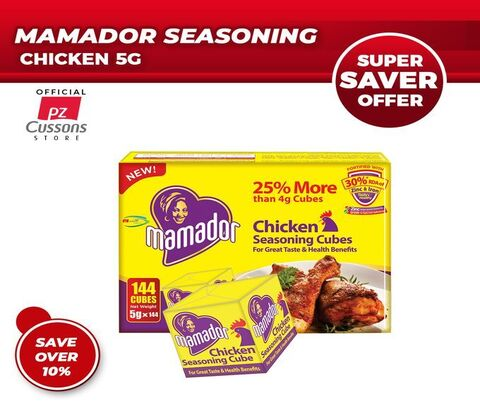 Mamador Chicken Seasoning Cube