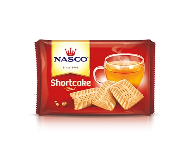 NASCO Shortcake Biscuits 120g