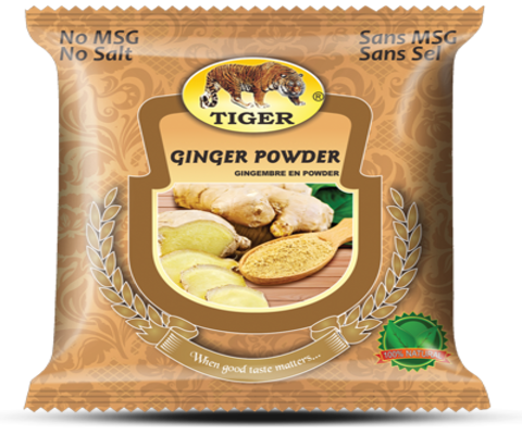Tiger Ginger Powder 100g